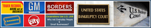 Bankruptcy laws help people who can no longer pay their creditors get a fresh start